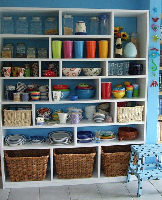 decoracao cozinha nichos : decoracao cozinha nichos:Persia Organizer: Organizar sem armário