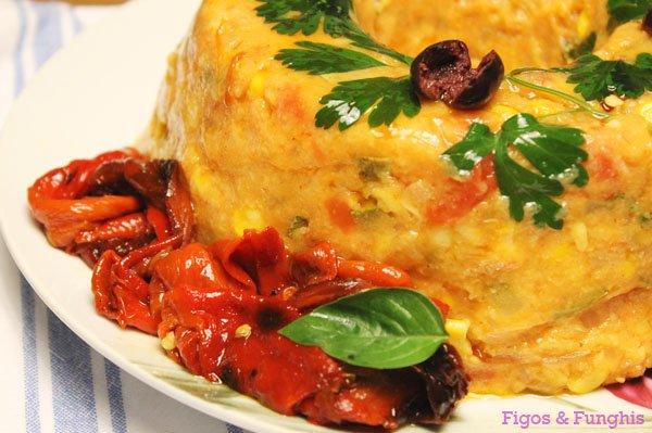 Cuscuz vegetariano_F&F