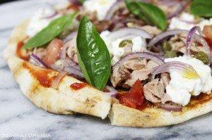 Pizza de pão_F&F