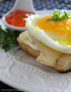 croque madame light_F&F