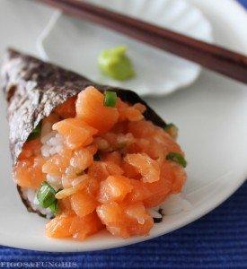 temaki salmão_F&F