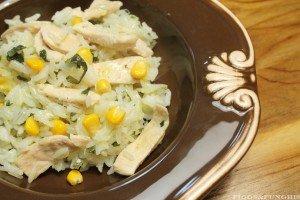Arroz com frango e milho_F&F