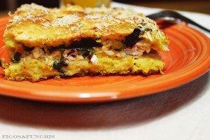 Torta de milho de liqui_F&F