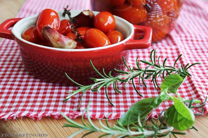 Tomatinhos confit_F&F