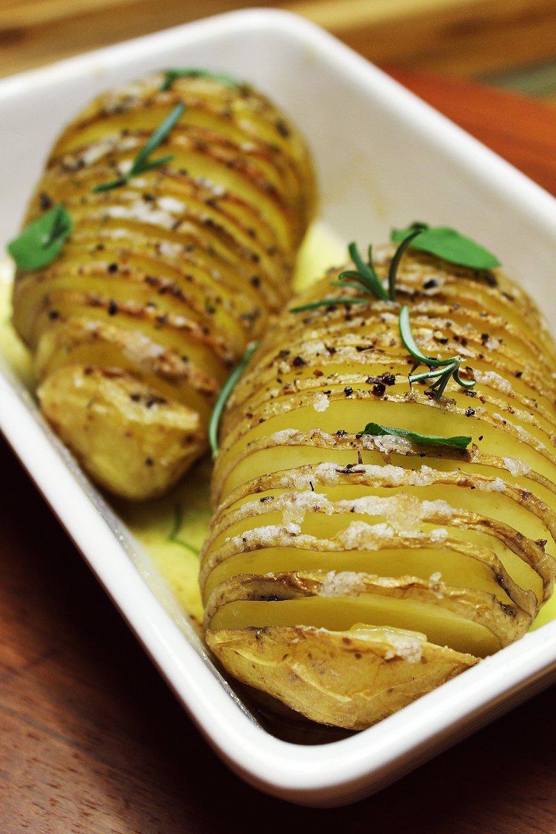 Batatas Hasselback_F&F