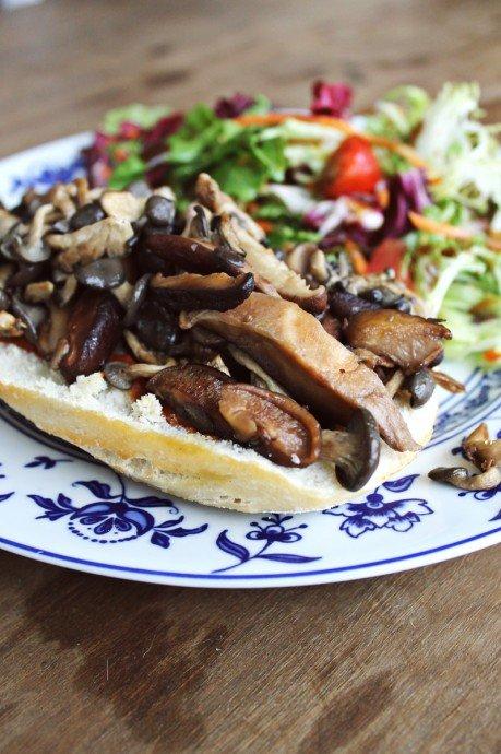 Bruschetta de cogumelos_F&F