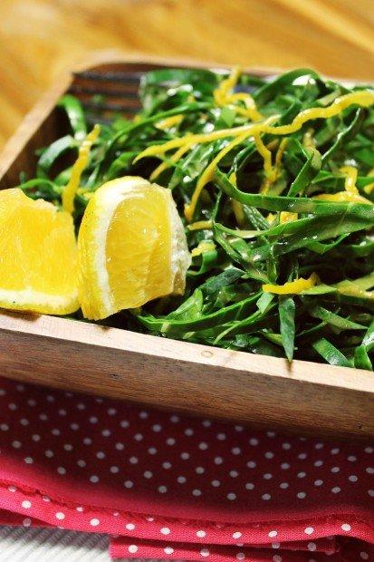 Salada de Couve com laranja_F&F