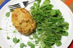 Batatas recheadas com frango_F&F