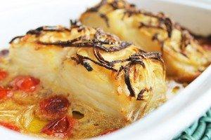 Bacalhau confitado com purê de cenoura_F&F