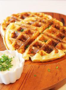 Waffles de batata1_Figos e Funghis