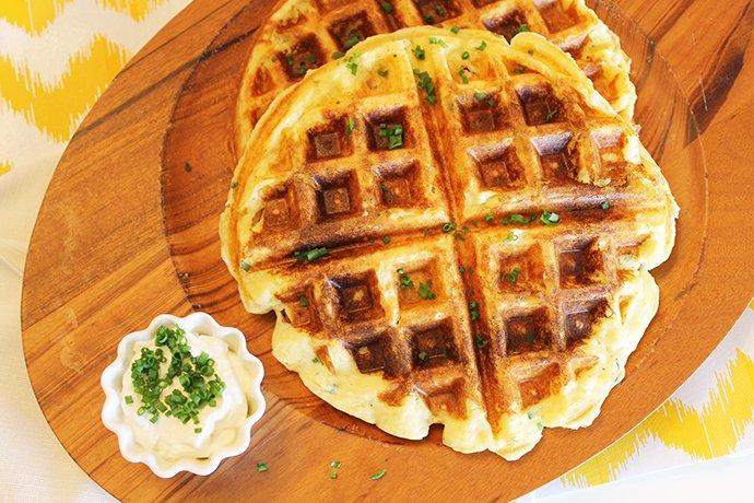 Waffles de batata2_Figos e Funghis