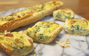 Quiche na Baguete3_Figos & Funghis
