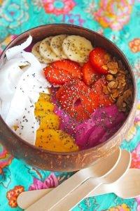 Bowl de Pitaya_Figos e Funghis