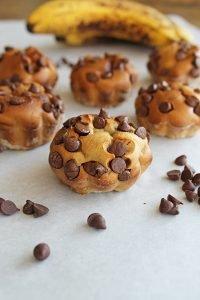 Mini Muffins de Banana e Amendoim sem Açúcar_Figos e Funghis