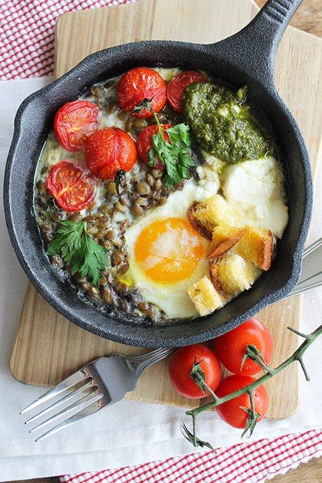 Frigideira de lentilhas capa_F&F