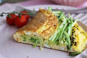 Omelete Oriental Fácil2