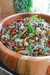 Salada de Bacalhau com Grãos_F&F