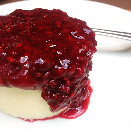Cheesecake light sem massa_F&F