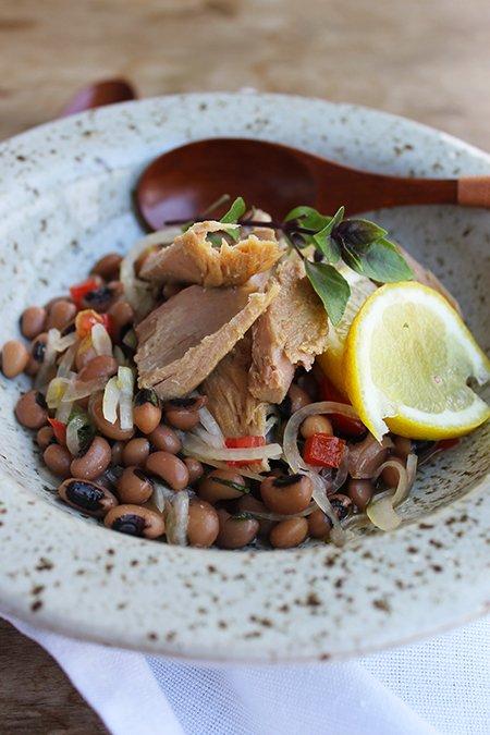 Salada de Atum e Feijão Fradinho_Blog Figos e Funghis