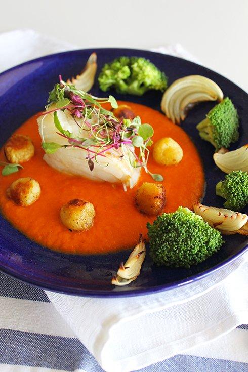 Bacalhau com Molho de Moqueca2_Figos e Funghis